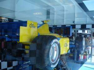 Formule 1 Costa Croisières