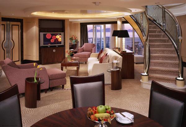 Une suite de la compagnie Cunard
