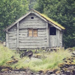 Cabane croisière norvège