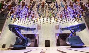 Bionic Bar Royal Caribbean