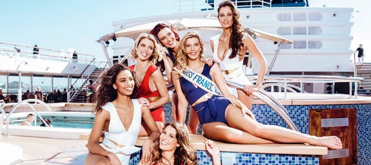 Croisiere Miss France