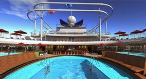 piscine carnival vista