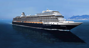 koningsdam nouveau bateau holland america line