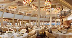 restaurant principal bateau koningsdam