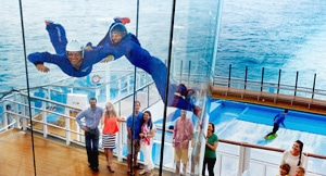 chute libre sur ovation of the seas