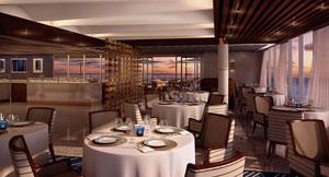restaurant seven seas explorer regent
