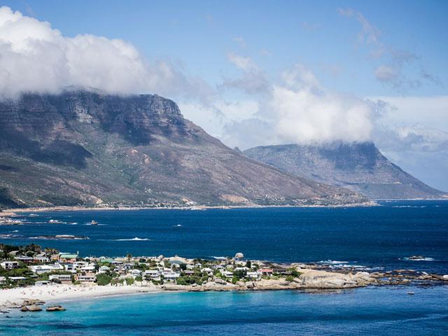 Croisiere Afrique du Sud Baie de Cap Town