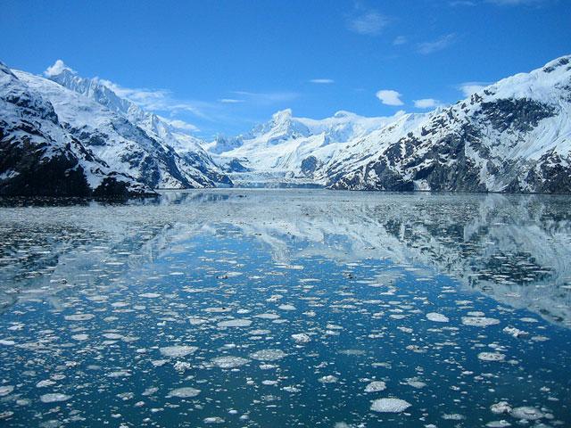 visiter glacier Bay en croisiere