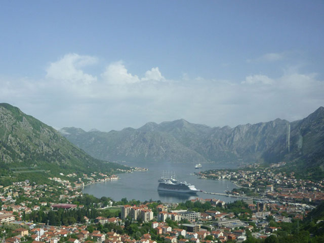 croisiere en adriatique et baie de Kotor