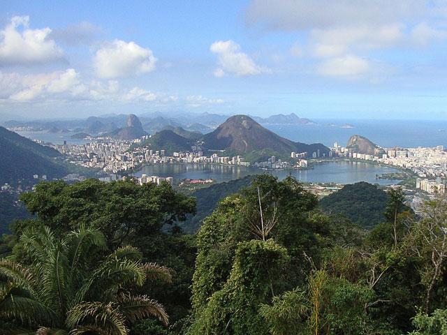 Baie de Rio à voir en croisiere