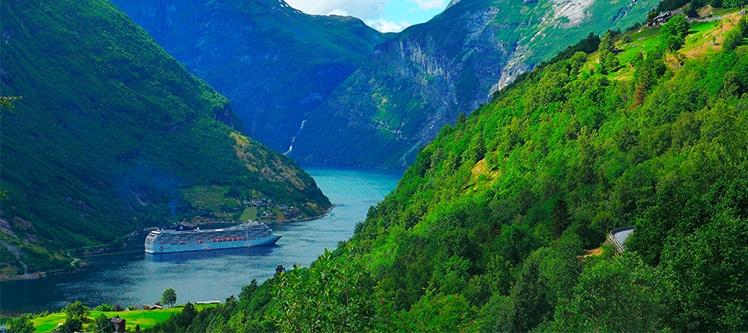 Croisiere Norvège