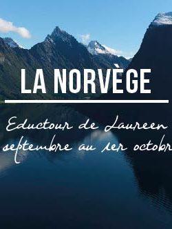 séjour en Norvège
