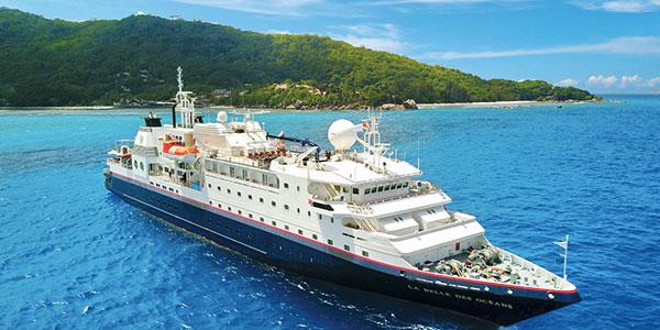 Navire La Belle des océans Croisière France avec CroisiEurope