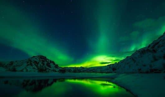Les magnifiques aurores boréales à contempler lors d'une croisière en Norvège