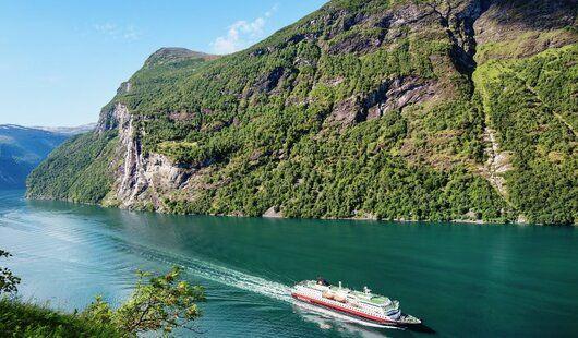 Croisière Norvège en été avec Hurtigruten
